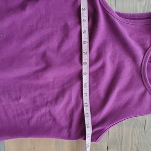 Purple old Navy dress